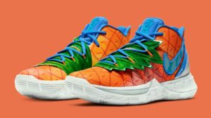 Review Unboxing Sepatu Nike Kyrie 5 Pineapple House