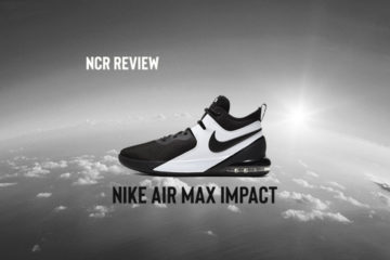 Review Sepatu Basket Nike Air Max Impact