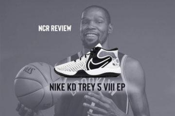 Review Unboxing Sepatu Basket Nike KD Trey V VIII