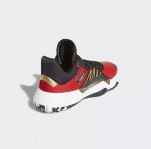 Review Sepatu Adidas D.O.N. Issue #1