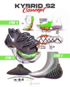 Nike Kybrid S2-1