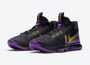 Sepatu basket Nike Lebron Witness 5