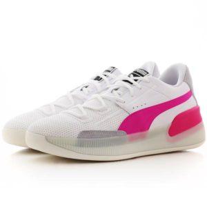 Sepatu basket Puma Clyde Hardwood