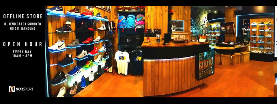 Sepatu Basket, Sneakers Nike Adidas Puma Jordan Stay Hoops 100% Original | Ncrsport.com