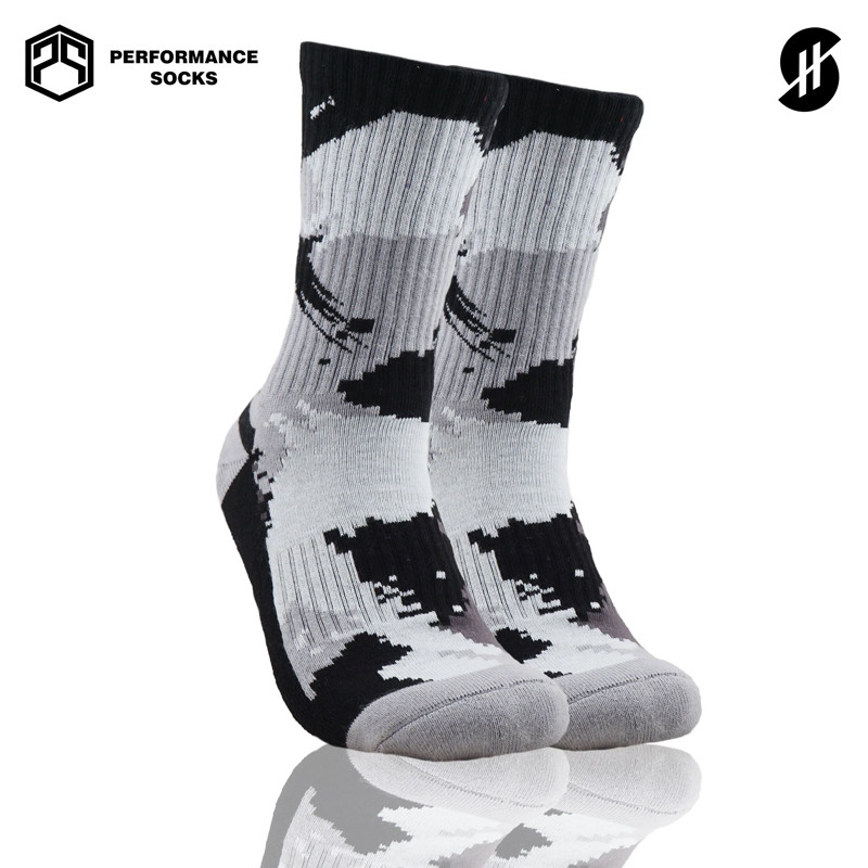 Kaos Kaki basket Stay Hoops Mork Socks