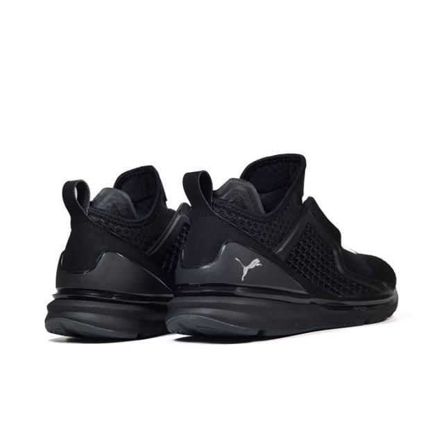 76c79725e118 Jual Sepatu Sneakers Puma Ignite Limitless Black Original