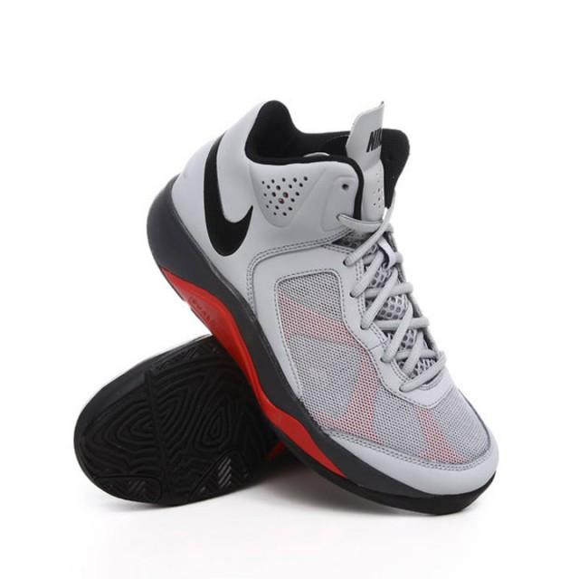 1a6333270223 Jual Sepatu Basket Nike Dual Fusion BB Grey Original