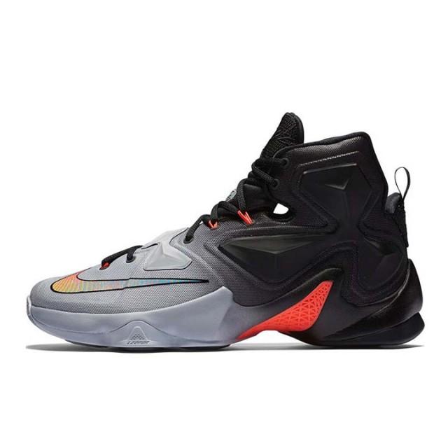 sports shoes 5035d 6b553 Jual Sepatu Basket Nike Lebron 13 Wolf Grey Original   Termurah di  Indonesia   Ncrsport.com