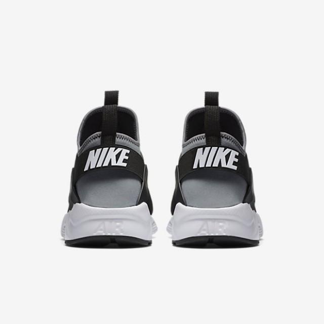 Sepatu Sneakers Nike Air Huarache Run Ultra Wolf Grey
