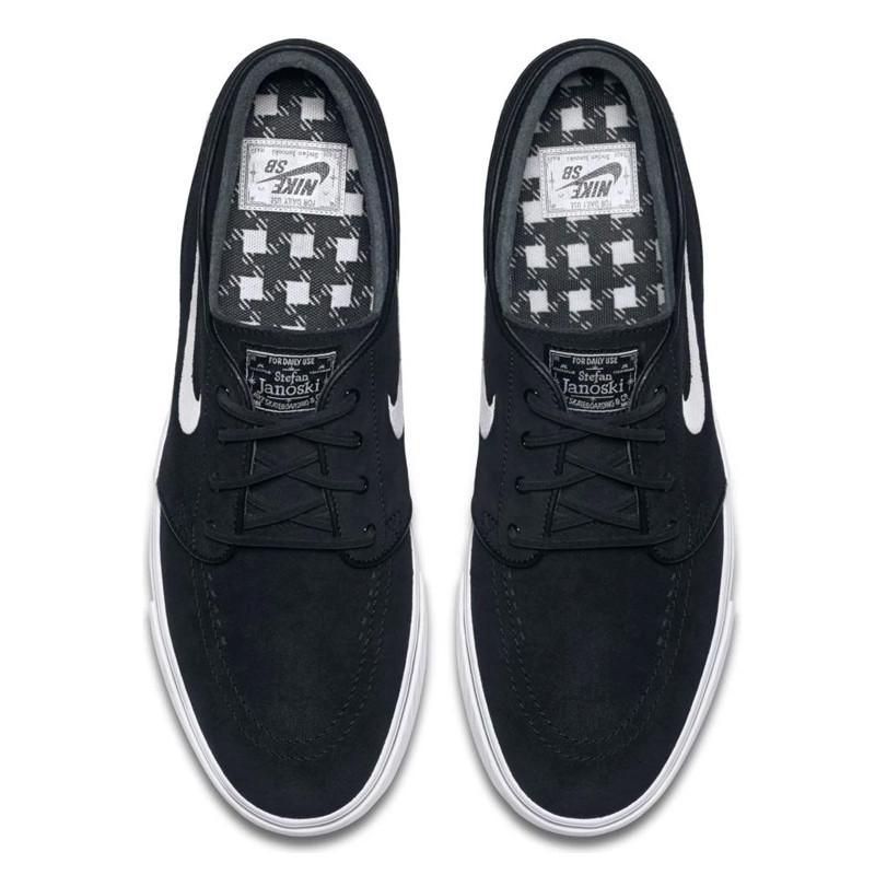a5d283d52498 Jual Sepatu Sneakers Nike SB Zoom Stefan Janoski OG Black Original ...