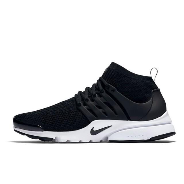 ... spain jual sepatu sneakers nike air presto ultra flyknit black white  original termurah di indonesia ncrsport 3eb409f6b9