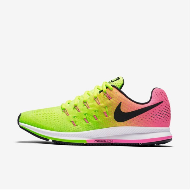 Jual Sepatu Lari Nike Air Zoom Pegasus 33 OC Multi Color Original ... 10afff56dd2a