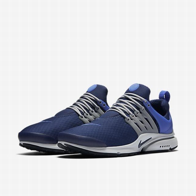 Jual Sepatu Sneakers Nike Air Presto Essential Binary Blue Original ... 71e5ca5567