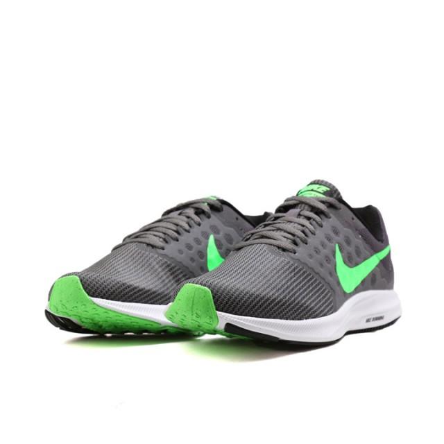 35bd9ae2adb9 Jual Sepatu Lari Nike Downshifter 7 Grey Original