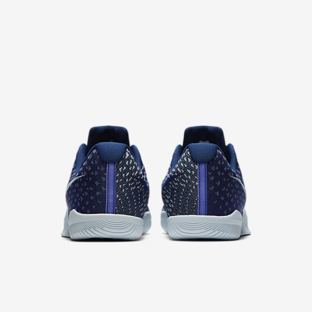 1299bebad550 Jual Sepatu Basket Nike Mamba Instinct Blue Original