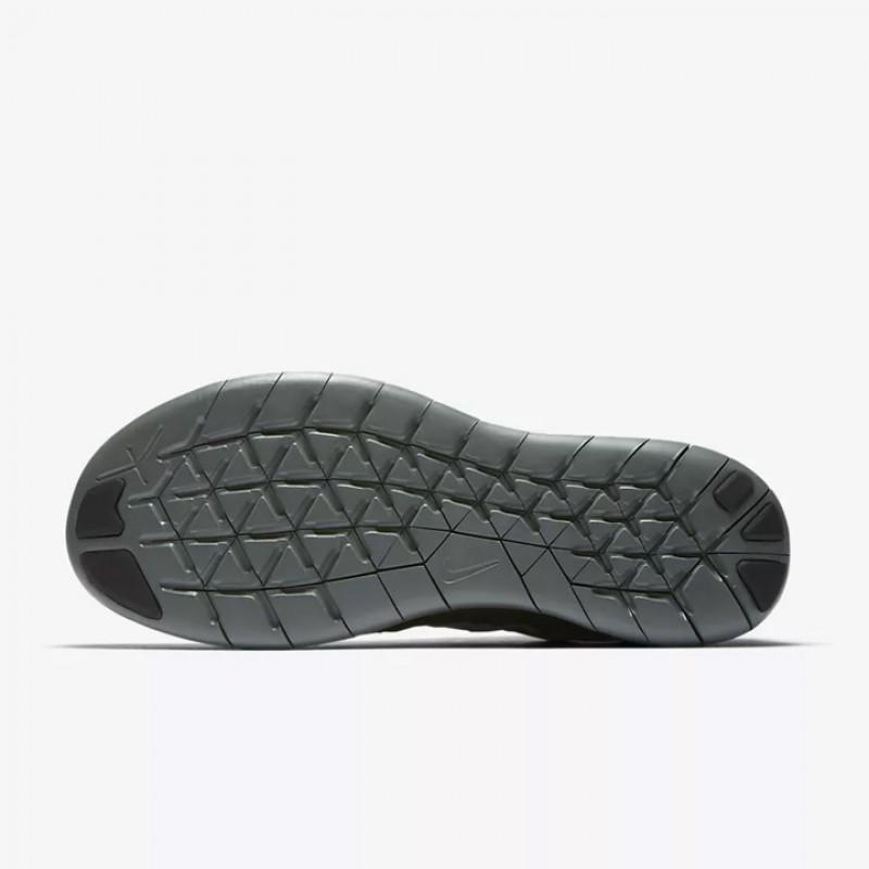 6fdee1de130c Jual Sepatu Lari Nike Free RN Flyknit 2017 Black Anthracite Original ...