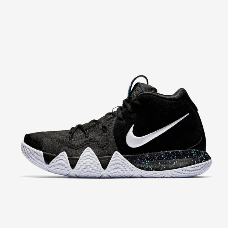 Jual sepatu basket nike kyrie 4 black white original termurah di indonesia ncrsport com