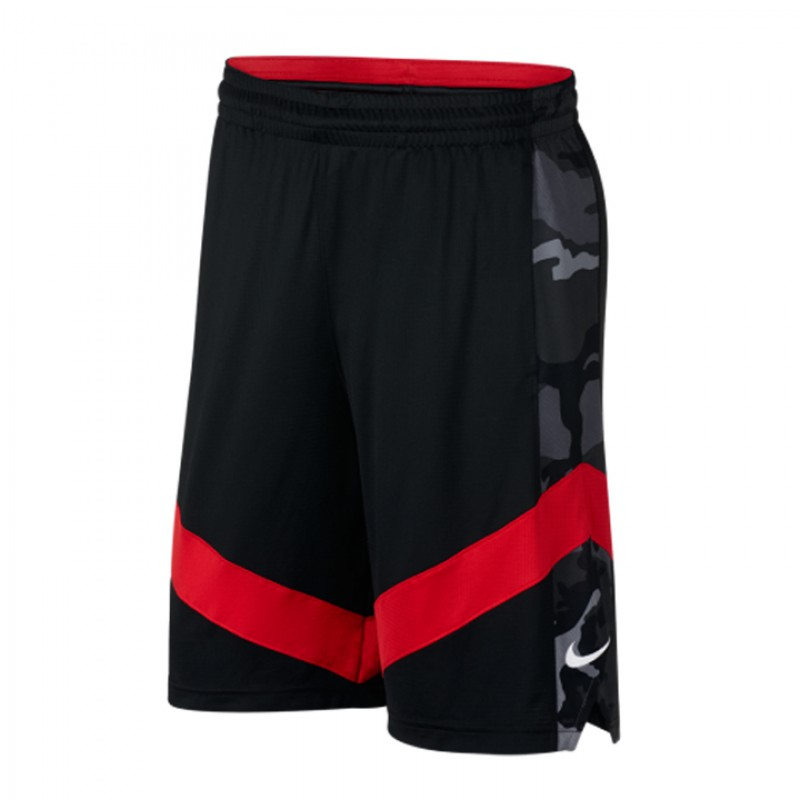 AJ3907-010 Dry Courtlines Printed Basketball Shorts