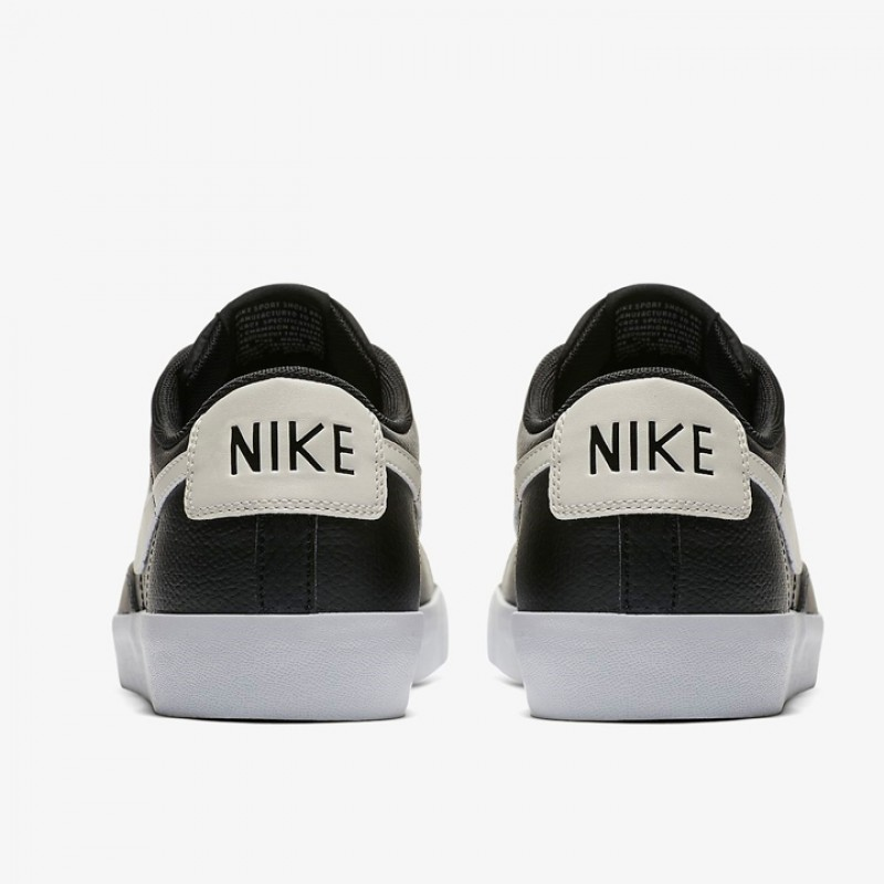 super popular 5be76 b65a0 Jual Sepatu Sneakers Nike Blazer Low Leather Black Original ...