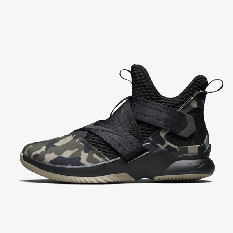 sports shoes a3fe6 9f7e4 Jual Sepatu Basket Nike Lebron Soldier XII SFG Hazel Rush Original    Termurah di Indonesia   Ncrsport.com