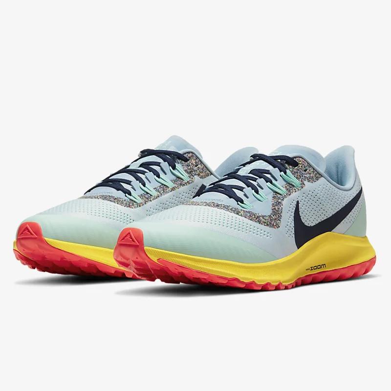 Sepatu Trail Nike Air Zoom Pegasus 36 Light Armory Blue