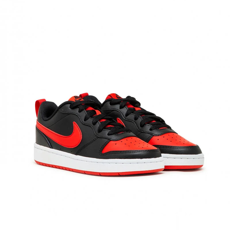 Sepatu sneakers nike Court Borough Low 2 GS