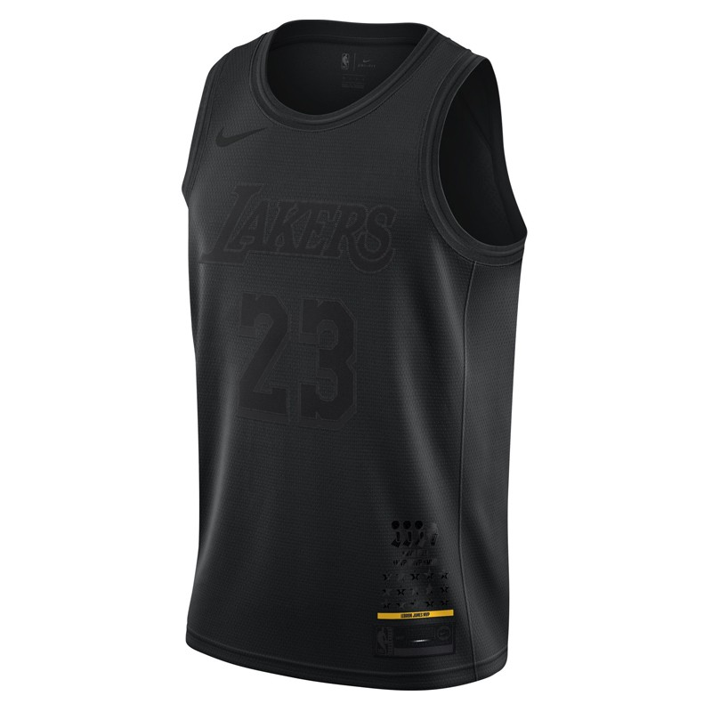 Baju basket nike Lebron James MVP Swingman Jersey