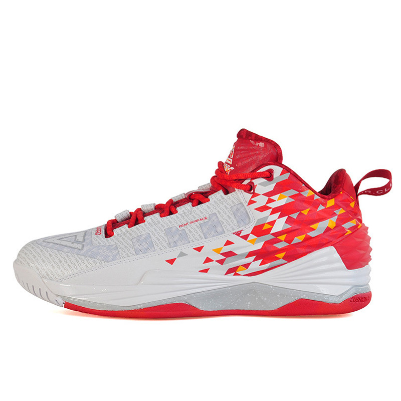 E63063A-WHITE-RED Dwight Howard 1 Low
