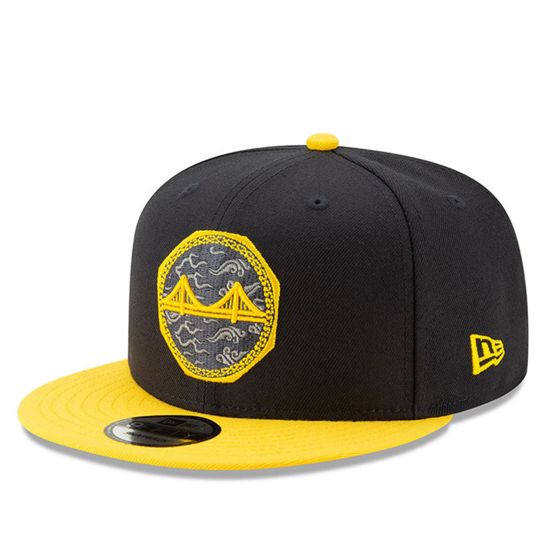 Aksesoris basket New Era Golden State Warriors City Edition 9FIFTY Snapback