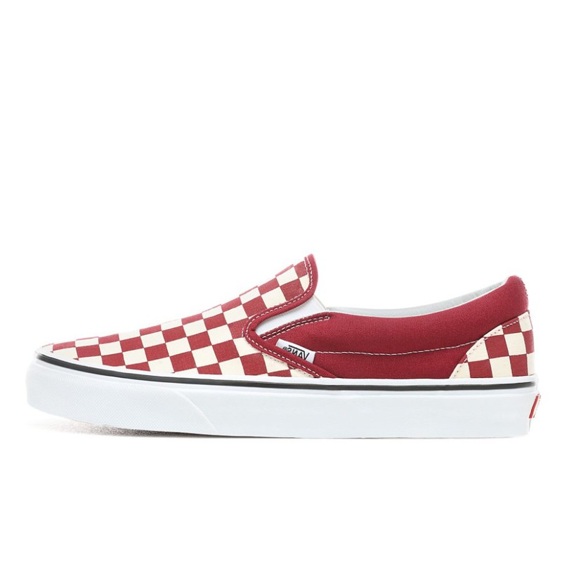 VN0A38F7VLW Checkerboard Slip On