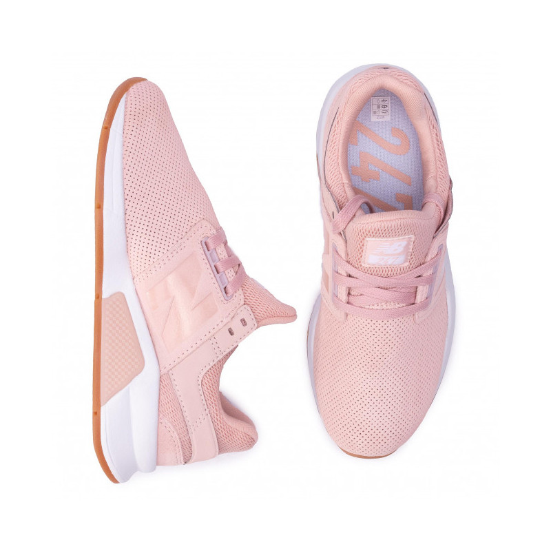 Sepatu Sneakers New Balance Wmns 247 Pink