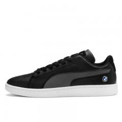 5ca1bf6dcc8b Sepatu Sneakers Puma BMW MMS Smash V2 Black