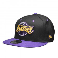 Los Angeles Lakers Two Tone 9fifty Snapback Purple