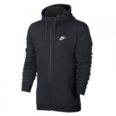 5f3fc4ef5f60e9 Pakaian Casual Nike Sportswear Hoodie Black
