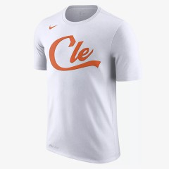 Pakaian Basket Nike Cleveland Cavaliers City Edition Dry Tee White