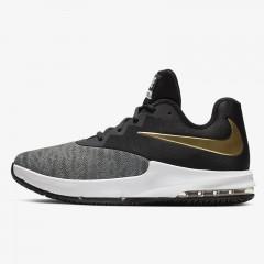 d883fcd33f324 Sepatu Basket Nike Air Max Infuriate 3 Low Metallic Gold