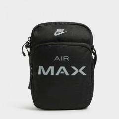 0dfc95424db54 Tas Casual Nike Air Max Small Items Bag Black