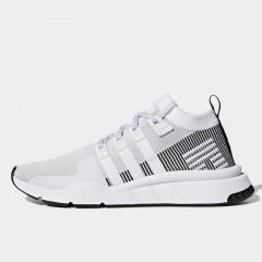 84dfade9e232f Sepatu Sneakers Adidas EQT Support Mid ADV Primeknit White