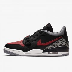 Legacy 312 Low Black Red
