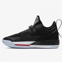 e5d217f429aa Sepatu Basket Jordan AJ 33 Low SE Black Fire Red