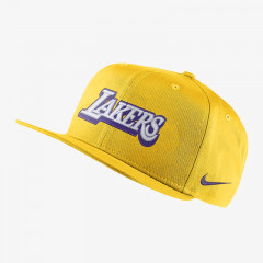 Los Angeles Lakers Pro Adjustable Logo City Edition Cap Yellow