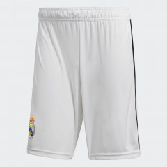 Real Madrid Home Shorts White