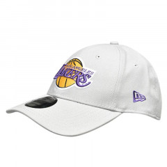 Free Throw 940 Los Angeles Lakers Cap White Grey